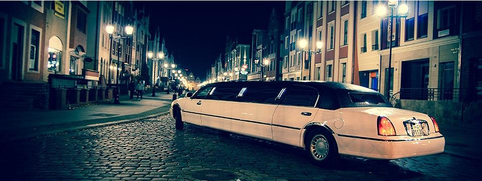 limuzyna weselna